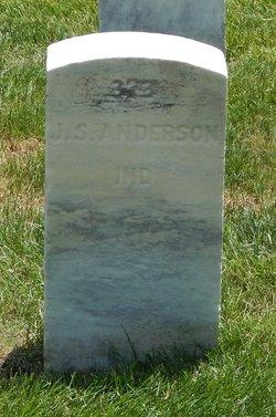 Pvt John S Anderson