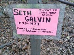 Patrick Saturnine Seth GALVIN