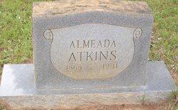 Almeda Florence <i>Tucker</i> Atkins