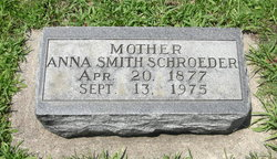 Anna Leah <i>Smith</i> Schroeder