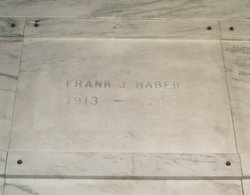 Frank John Haber