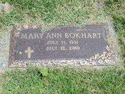 Mary Ann <i>Lamson</i> Bokhart