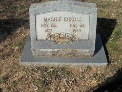 Mrs Maggie <i>Jones</i> Eckols