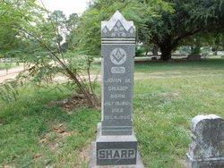 John M Sharp
