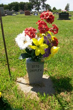 Otto Elry Shipley, Jr