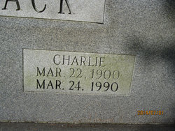 Charlie Carmack
