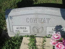 Alfred B Conway