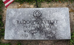 Rudolf Bruun Rudolf Kvelve Anderson