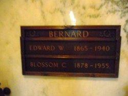 Edward W Bernard