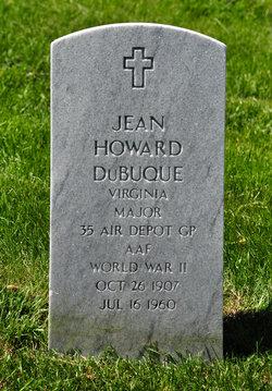 Jean <i>Howard</i> Dubuque