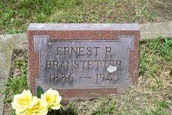 Ernest R Branstetter