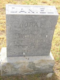 Cora Elva <i>McDaniel</i> Daniel
