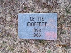 Lettie Teletha <i>McGowen</i> Moffitt
