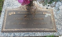 Emily Chase Chase <i>Hall</i> Phillips