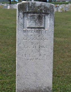 Margaret Elizabeth <i>Keyser</i> Glatfelder