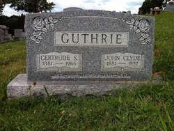 Gertrude S. <i>Simpson</i> Guthrie