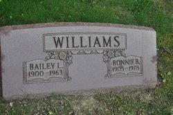 Bonnie B Williams