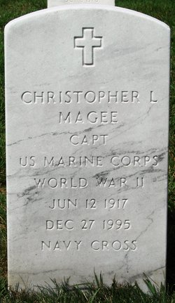 Capt Christopher Lyman Magee