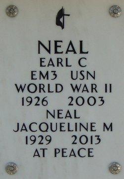 Jacqueline Marie <i>Robb</i> Neal