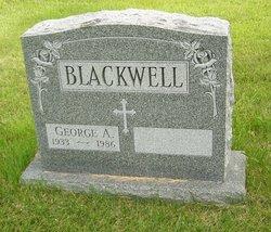 George A. Blackwell