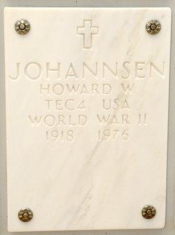 Pvt Howard W. Johannsen
