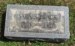 Sara <i>Shinn</i> Black