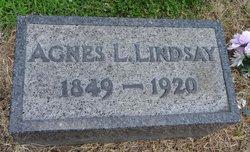 Agnes L Lindsay