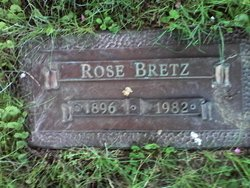 Rose <i>Melzer</i> Bretz