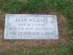 Joan <i>Wilkins</i> Conklin
