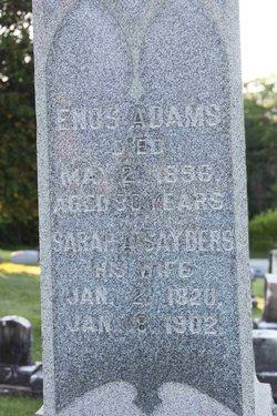 Enos Adams