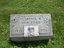 Clarence Wendel Don Ford