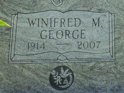 Winifred Marie <i>George</i> Bassett