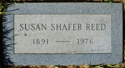 Susan <i>Shafer</i> Reed