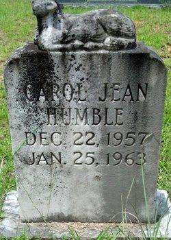 Carol Jean Humble