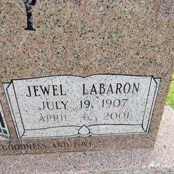 Jewel <i>LeBaron</i> Brady