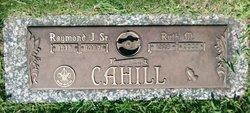 Ruth M. <i>Harvey</i> Cahill