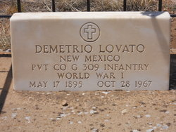 Demetrio Lovato