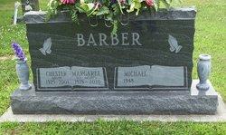 Margaret June <i>Haynes</i> Barber