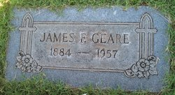 James Francis Geare