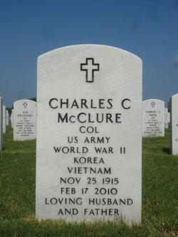 Charles Carroll McClure