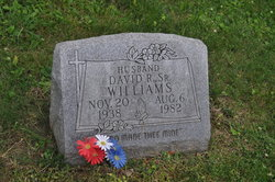 Rev David Richard Williams, Sr