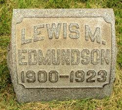 Lewis Morgan Edmundson