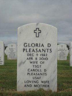 Gloria D Pleasants