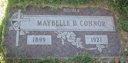 Maybelle <i>Dunagan</i> Connor