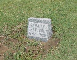 Sarah E Shetterly