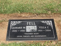 Vella C. Fell
