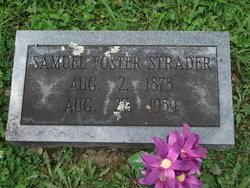 Samuel Foster Strader