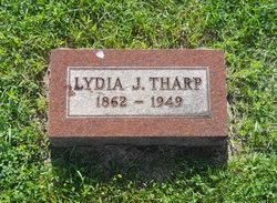 Lydia J <i>Gray</i> Tharp