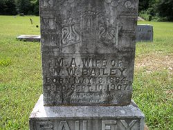 Margaret A. <i>Griffith</i> Bailey