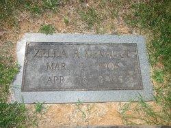 Zella R <i>Isenberg</i> Devault